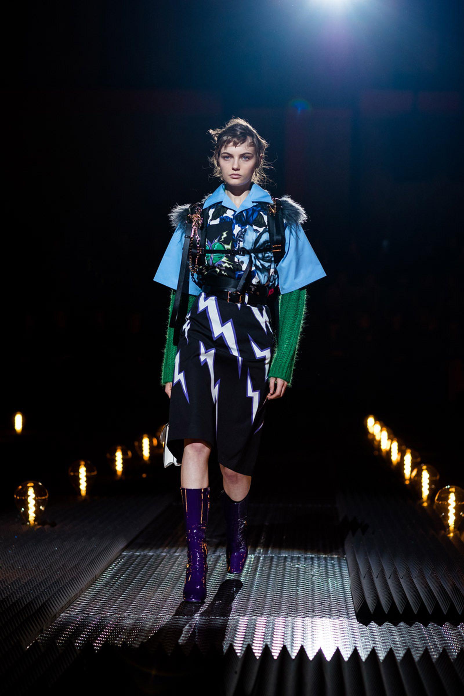 15prada fw19 milan fashion week rumway runway