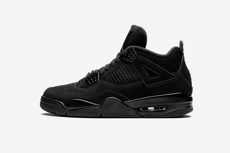 """Air Jordan 4 Retro """"Black Cat 2020"""""""