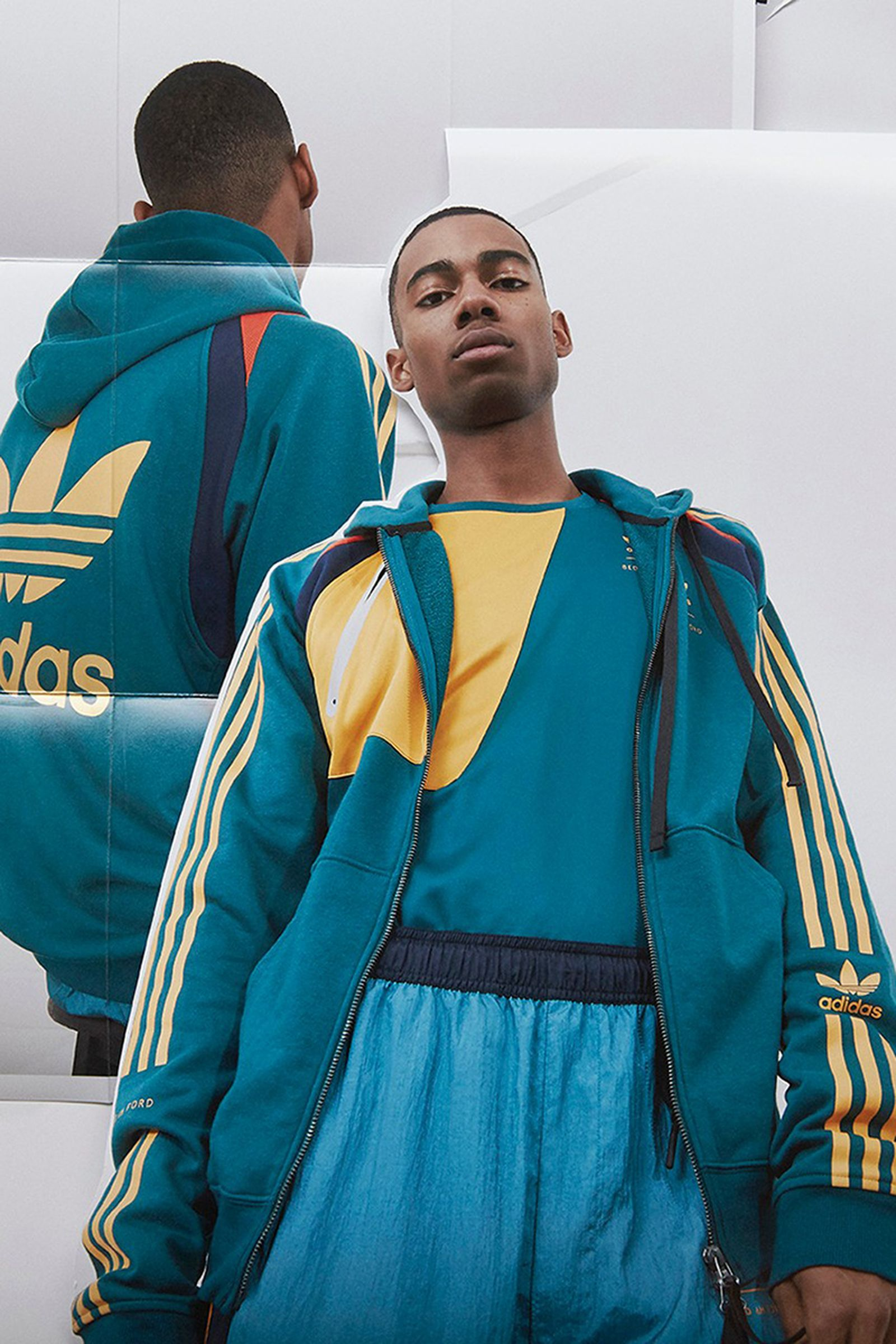 Bed J.W. Ford adidas SS20