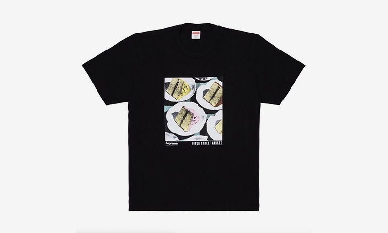 0256c2217f1c Dover Street Market NY Dropping Exclusive Supreme Tee This Week