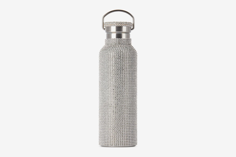 SSENSE Exclusive Rhinestone Water Bottle