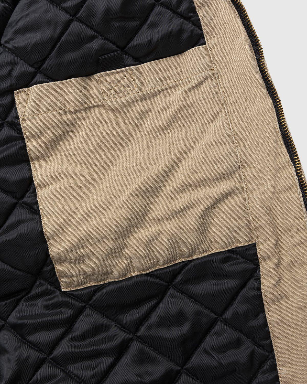 Carhartt WIP – OG Active Jacket Brown - Image 6