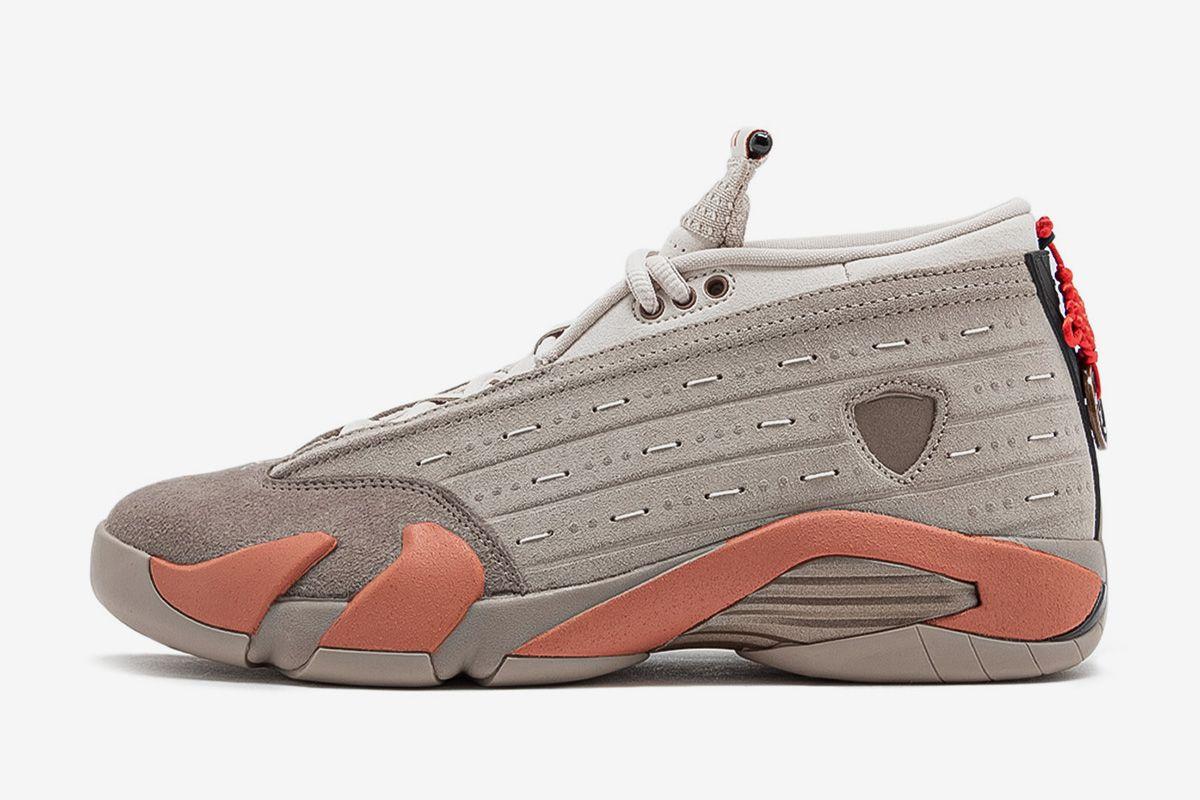 "CLOT Revisits ""Terracotta"" Theme for New Air Jordan Collab 24"