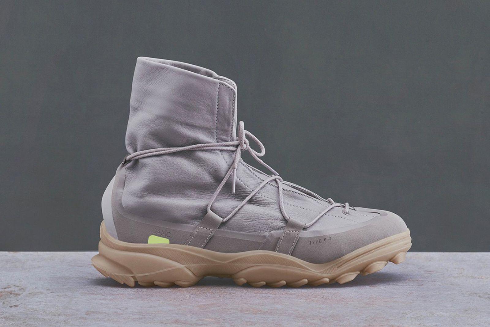OAMC adidas Type 0-3 sneaker boot