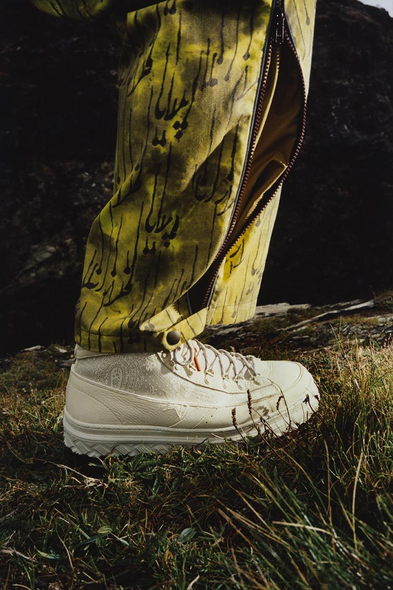 Paria Farzaneh Gives the Converse Pro Leather a Rugged Makeover 15