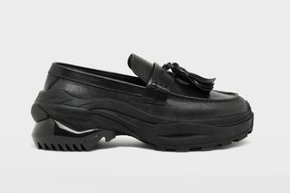 3118ff19c60 Maison Margiela Spliced Tassel Loafer Sneakers: Buy Here Now