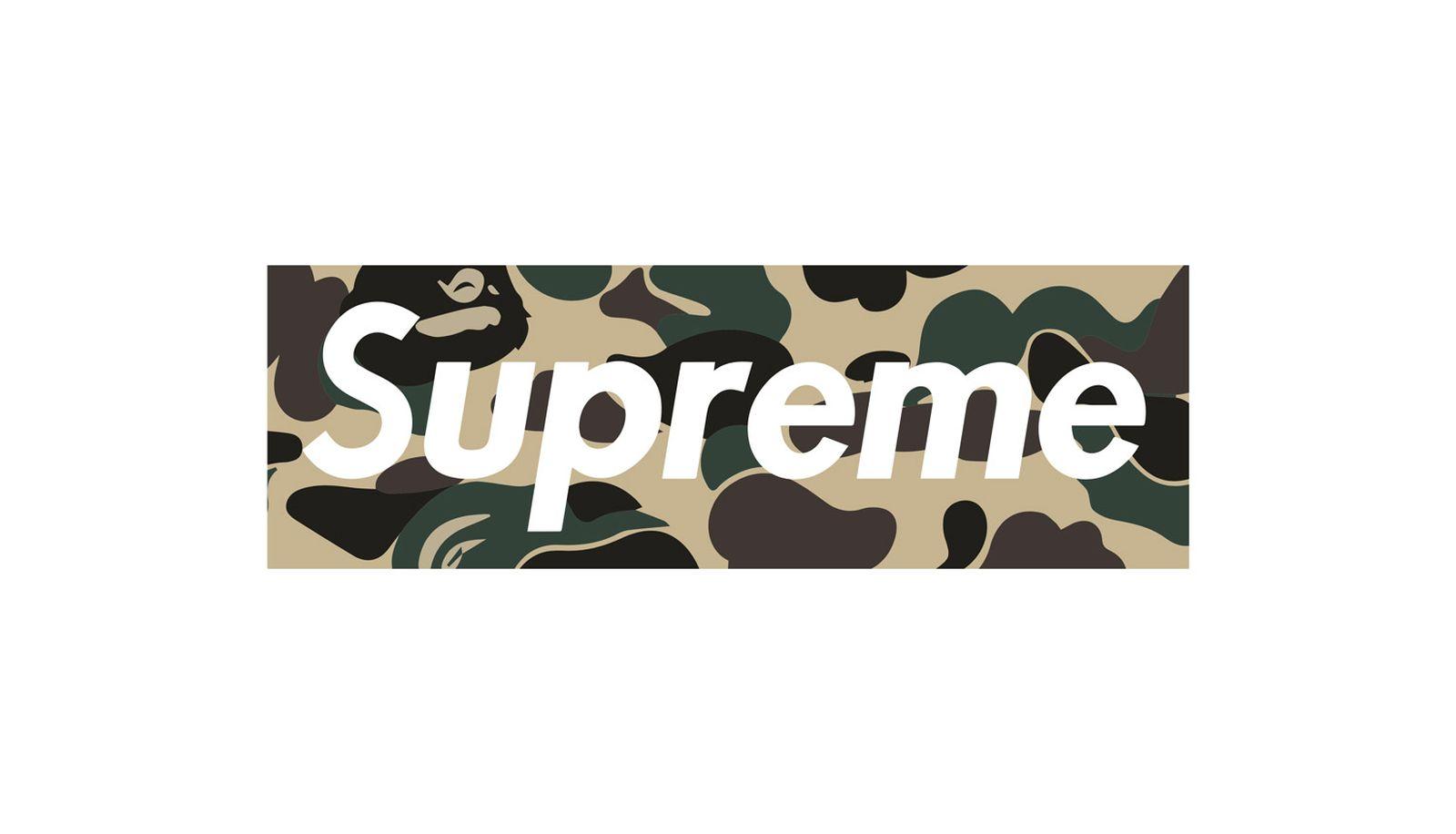 15 obscure supreme box logo t shirts bape burberry coca cola damien hirst