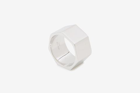 Heritage Heptagon Ring