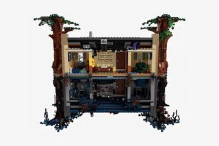 Lego S New Stranger Things Set Takes Us To The Upside Down