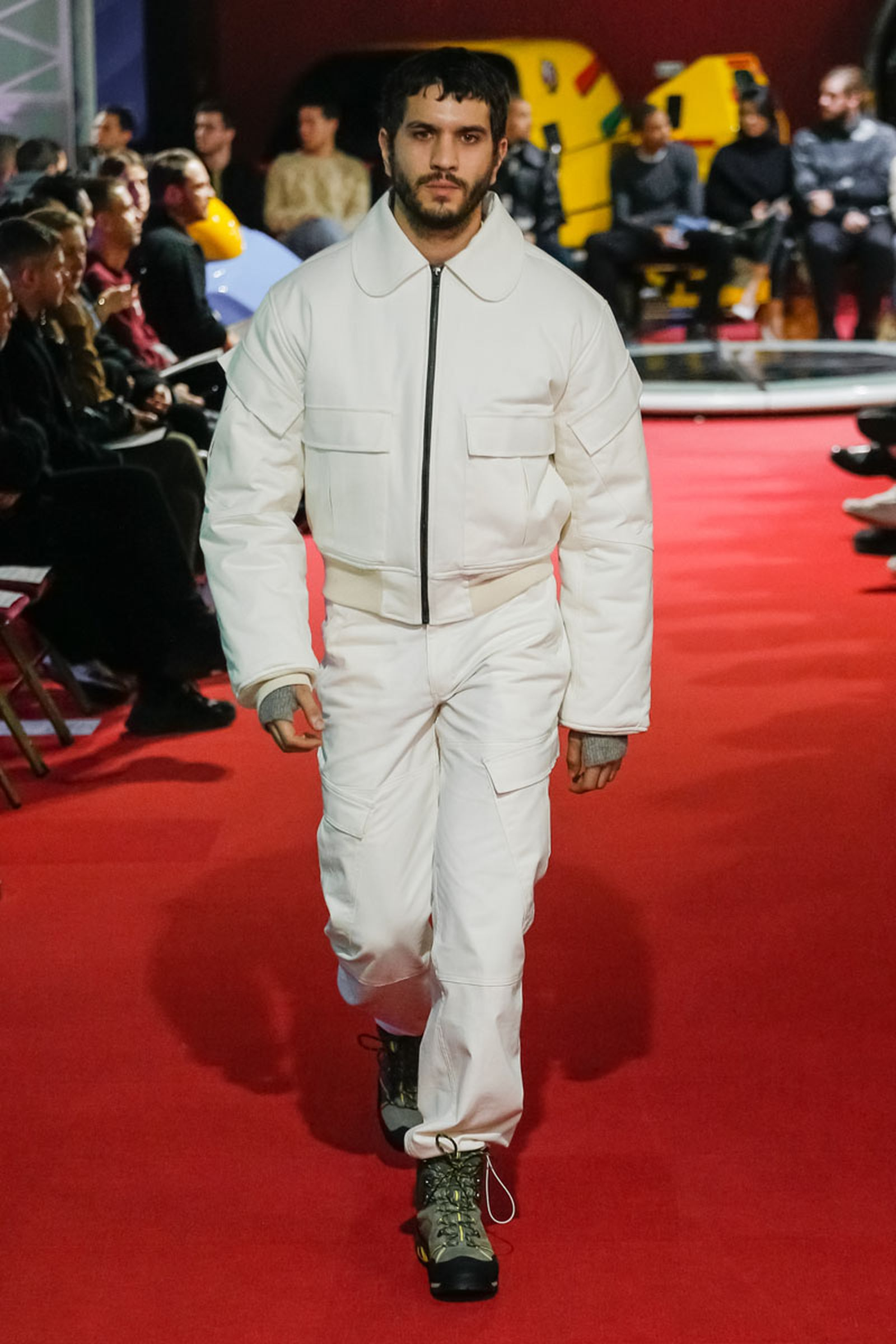 Phipps Menswear Collection Fall Winter 2019 Paris Fashion Week UTR2019 sustainability