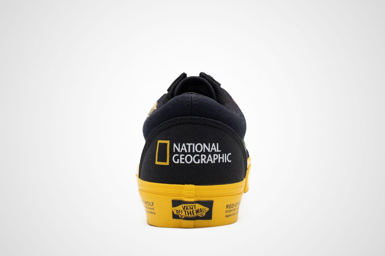National Geographic Vans Old Skool