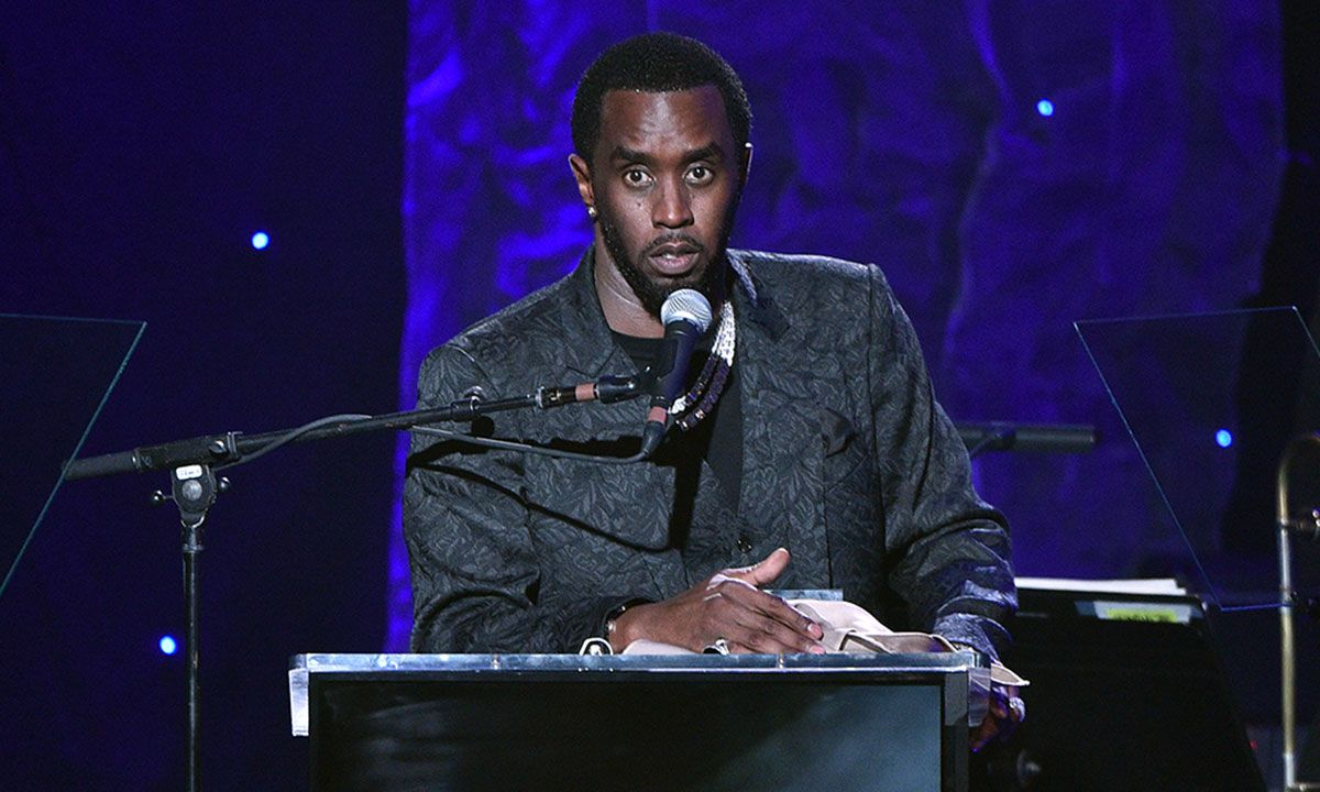 """Diddy Says """"Hip-hop Has Never Been Respected by the Grammys"""""""