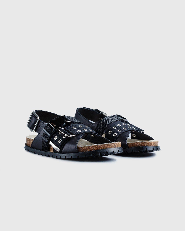 A.P.C. x Sacai — Sandals Black - Image 3