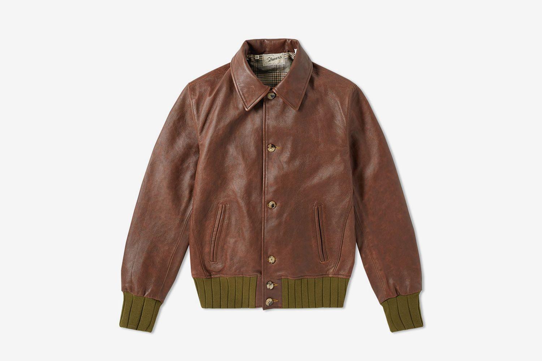 Strauss Jacket