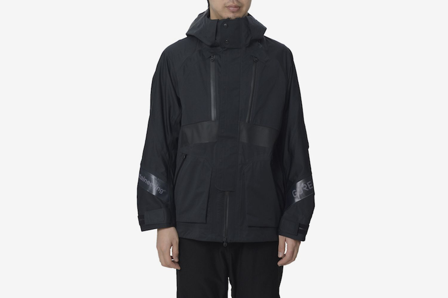 GORE-TEX Contrasted Parka