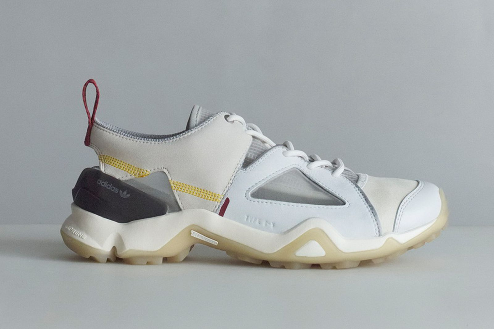 OAMC x adidas Originals SS20 footwear collection product shot