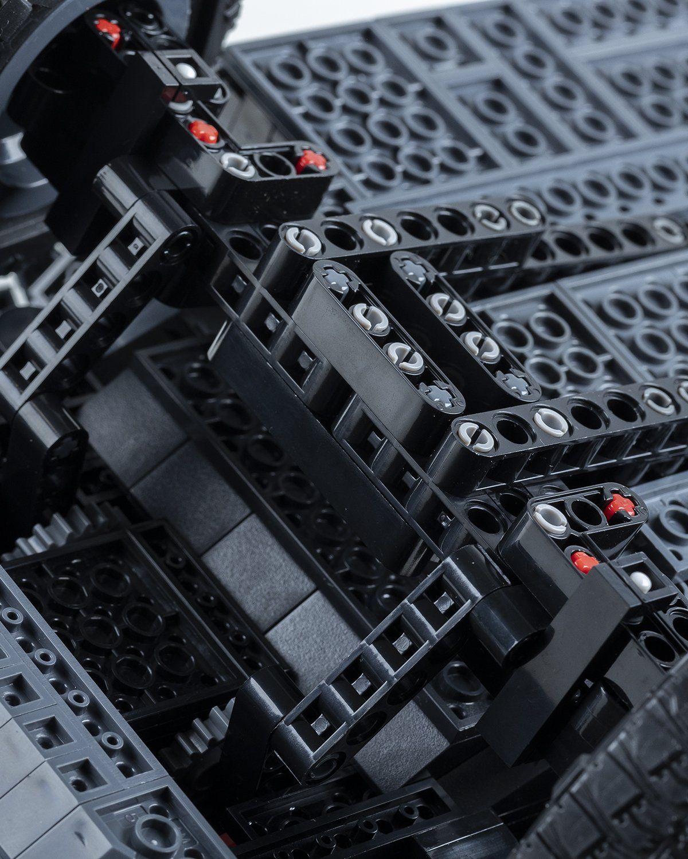 Mattel Creations — MEGA Tesla Cybertruck - Image 10
