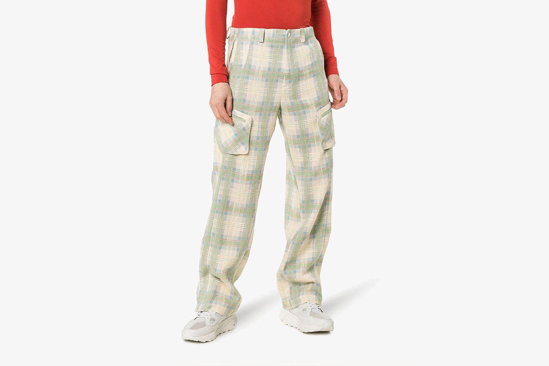 Franz Key Check Trousers