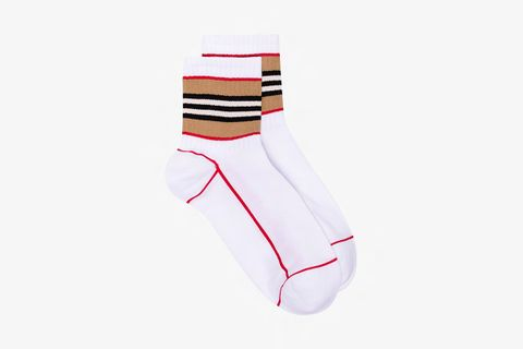 Icon Stripe Cotton Socks