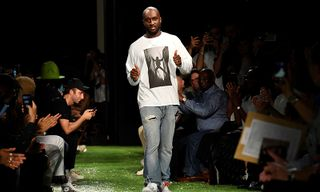 27e91f9ee8e9 Watch Virgil Abloh Make His First Louis Vuitton Men  8217 s Collection on  IGTV. Style