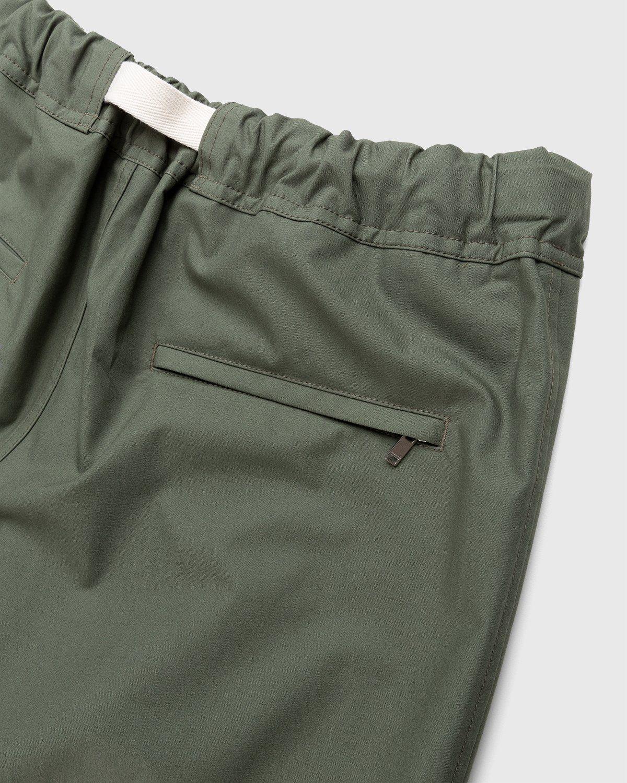 Jil Sander – Cargo Trousers Green - Image 6
