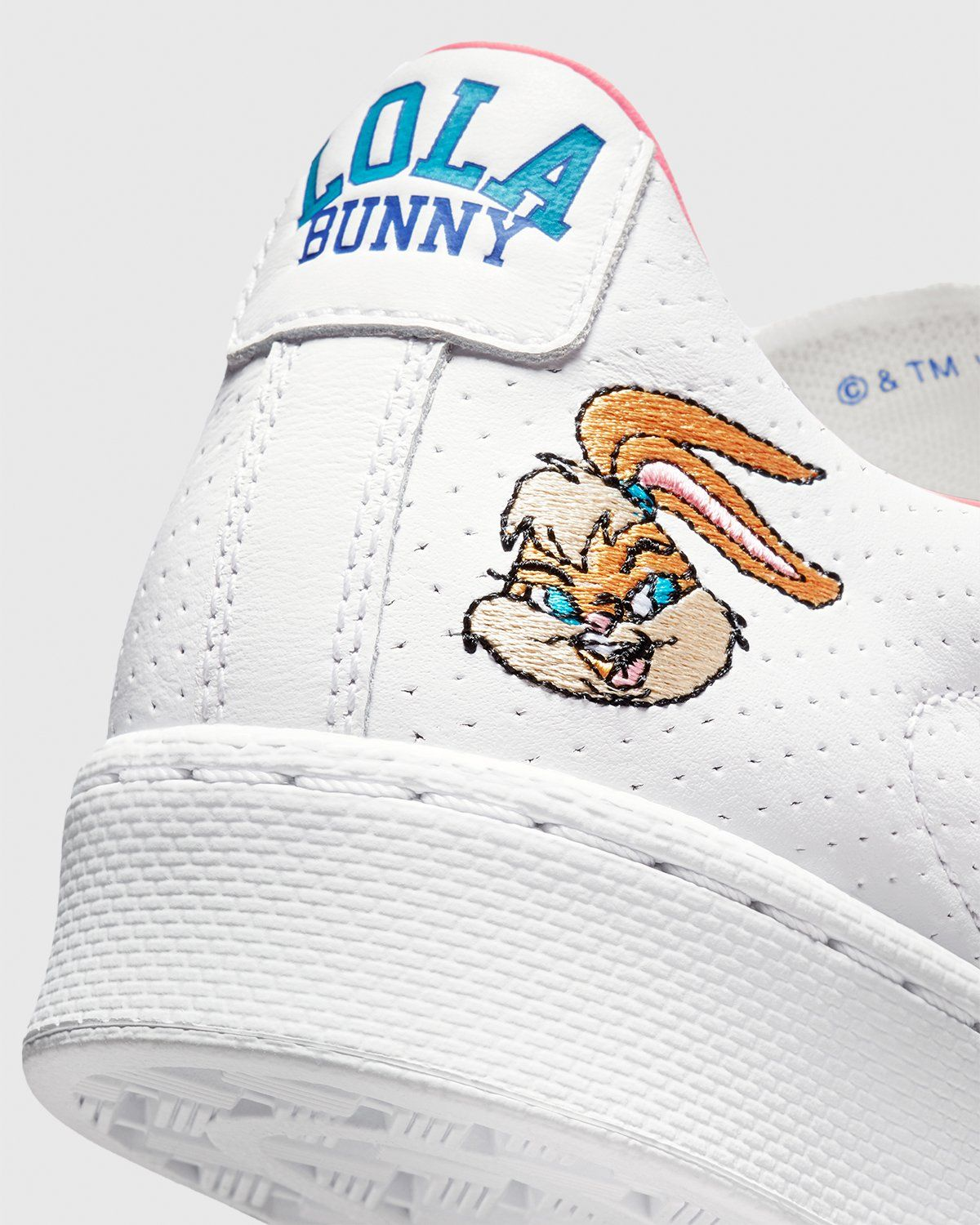 Converse x Space Jam: A New Legacy – Pro Leather White - Image 8