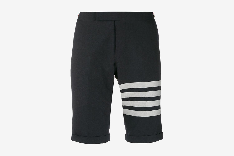 4-Bar Low Rise Shorts
