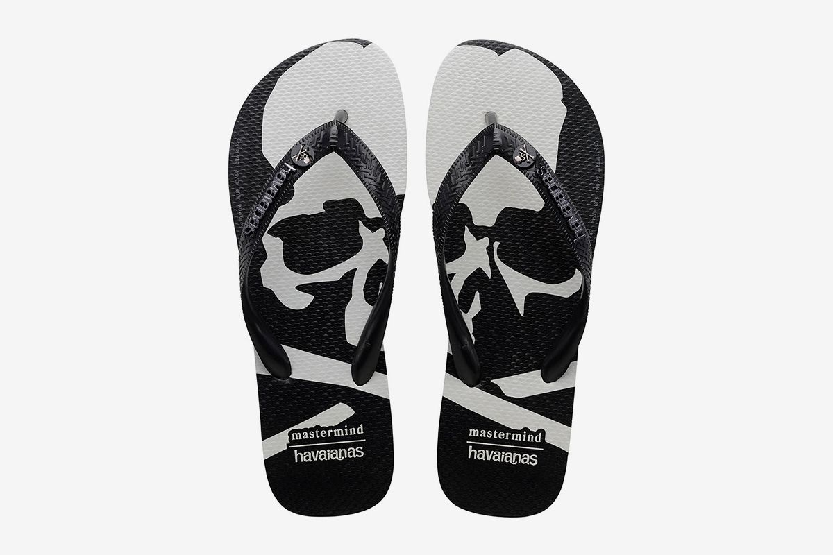 Mastermind x Havaianas' Collab Will Convert You to Flip Flops 17