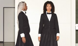 The Thom Browne x Highsnobiety Collection Has Arrived