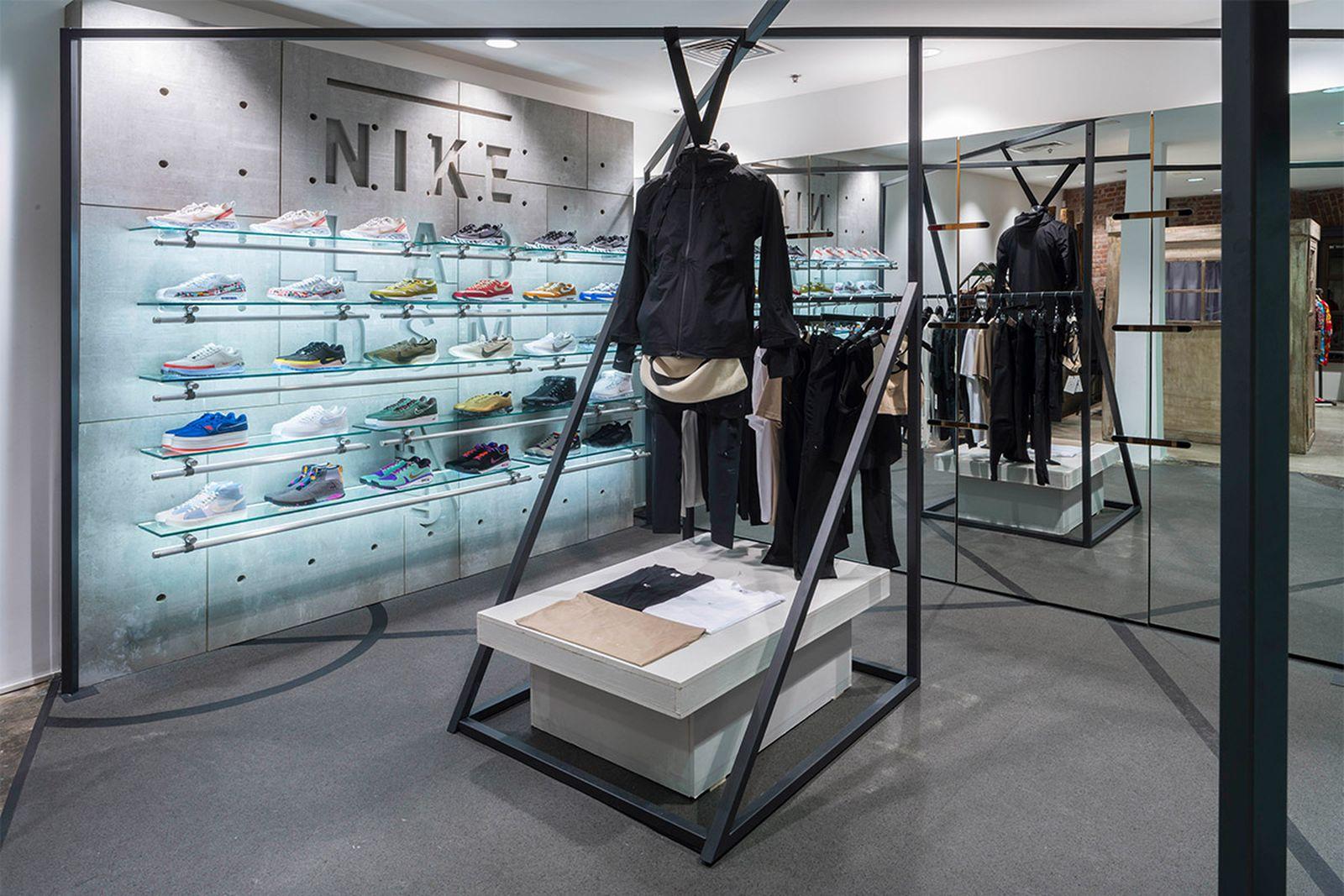 best new york sneaker stores dover street market AMEX american express platinum