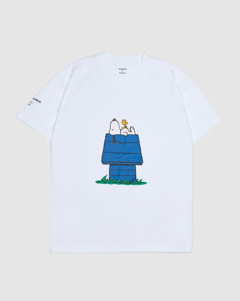 Colette Mon Amour x Soulland —  Snoopy Bed White T-Shirt