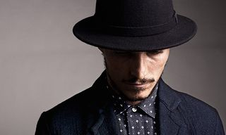 "SOTO Berlin ""Milano Takeover"" Fall Winter 2012 Lookbook"