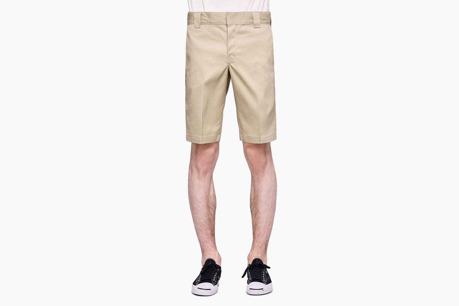 11´ Slim Straight Work Shorts