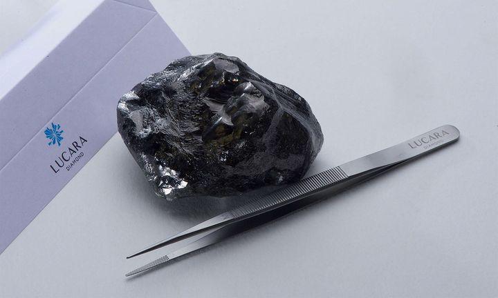 Lucara Diamond Corp. Sewelo diamond