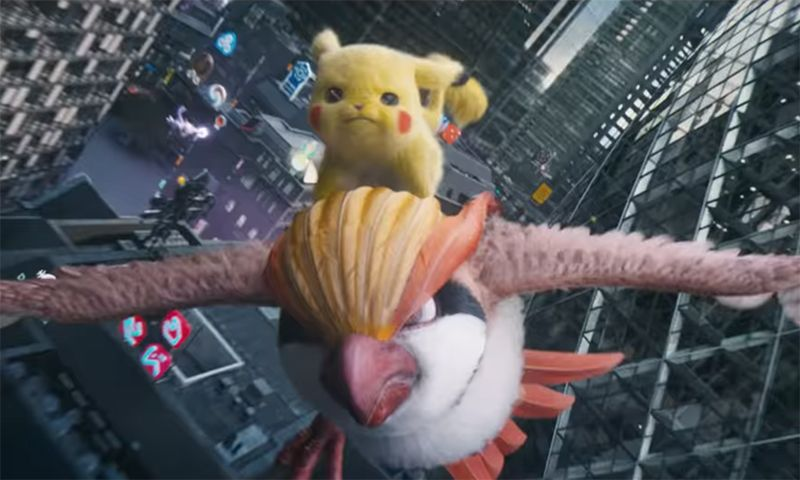 Palace Drop List Detective Pikachu Destiny Tv Spot Watch It Here