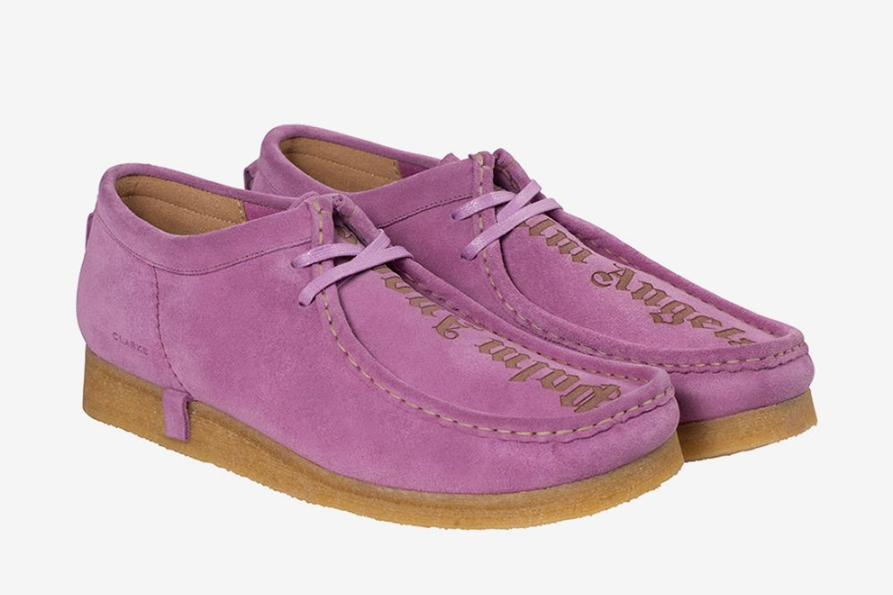 Palm Angels Just Dropped a New Clarks Wallabee Collab 19