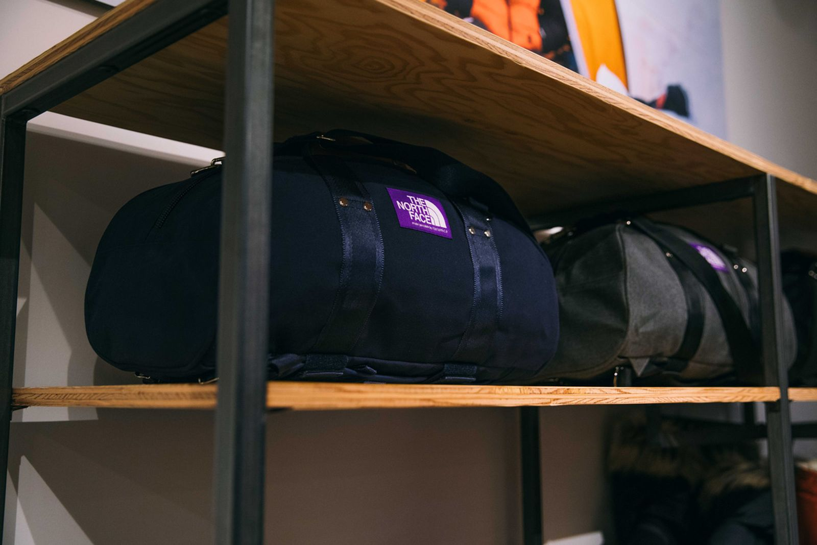 the north face purple label launch