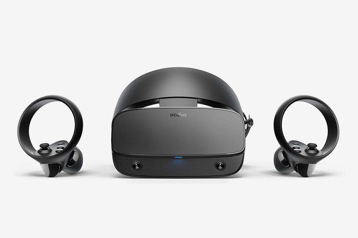 Rift S PC-Powered VR Gaming Headset