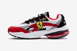 3806bd89565 Ferrari & PUMA Are Releasing Two Prancing Horse-Adorned Sneakers This Week