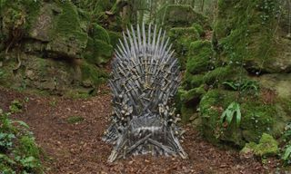 'Game of Thrones' Hid Six Iron Thrones Around the World