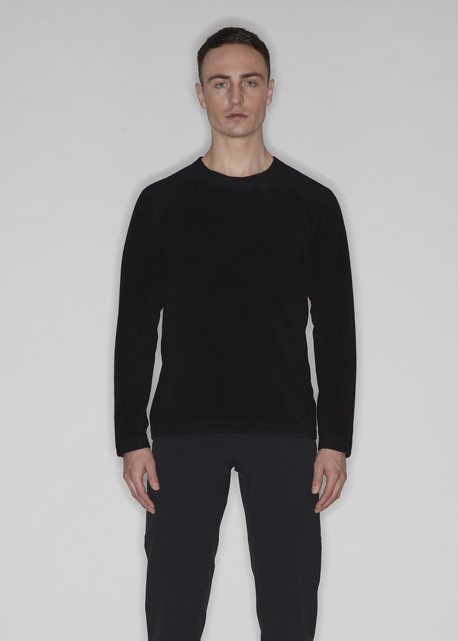 Veilance Dinitz Sweater black