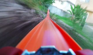 Hot Wheels-Mounted GoPro Puts You in the Driver's Seat of Your Childhood