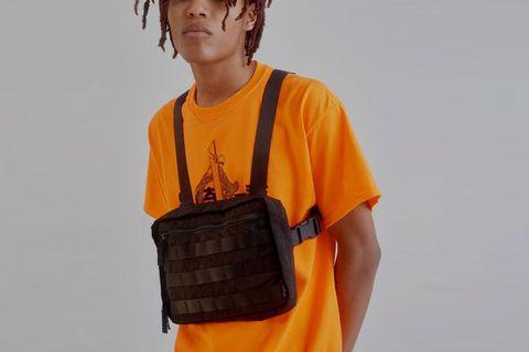 utility wear urban outfitters fila techwear