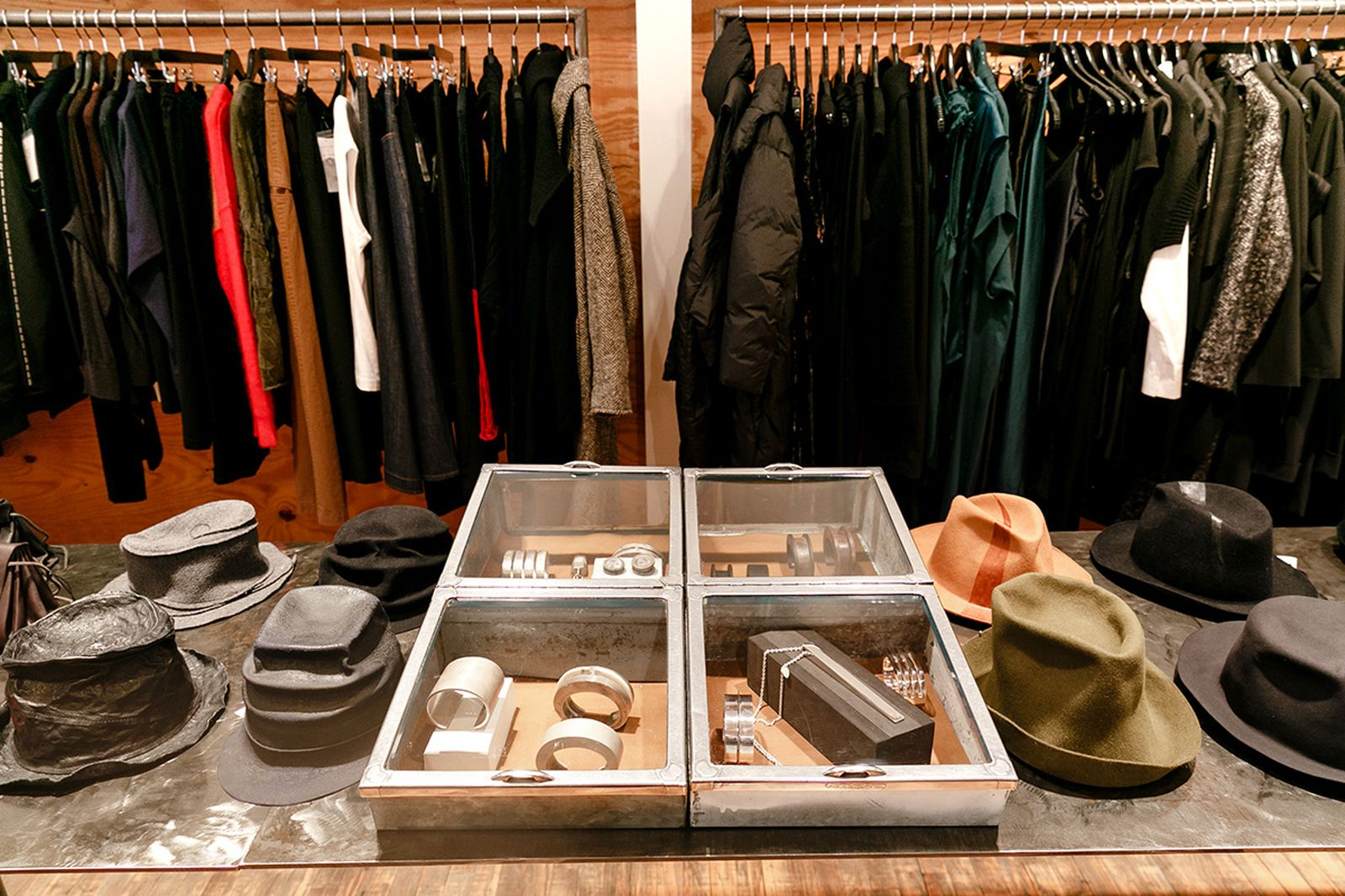 IF NYC Clothing Stores AMEX american express platinum fashion