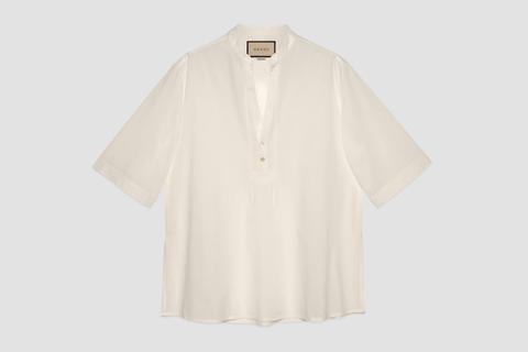 Cotton Tunic Shirt