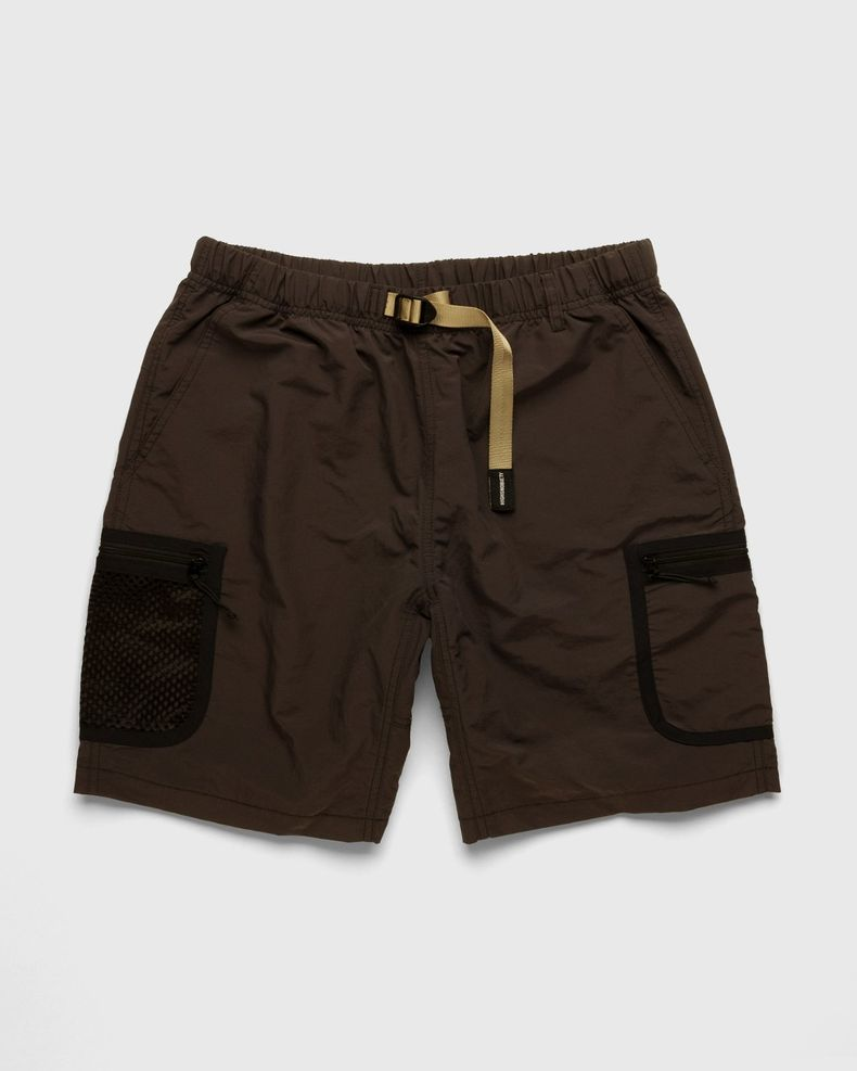 Gramicci for Highsnobiety – Shorts Brown