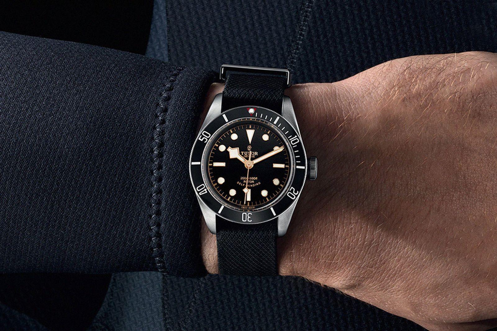 luxury-watches-men-tudor-black-bay