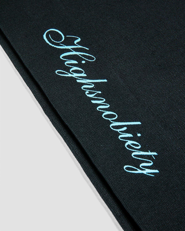 Highsnobiety — Not In Paris 3 x Galerie Perrotin Tote Bag Black - Image 4