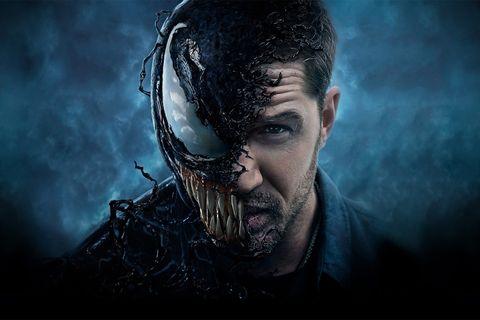 Venom' Website Allows You to Transform Into the Anti-Hero