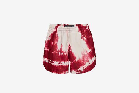 Tie & Dye Athletic Shorts